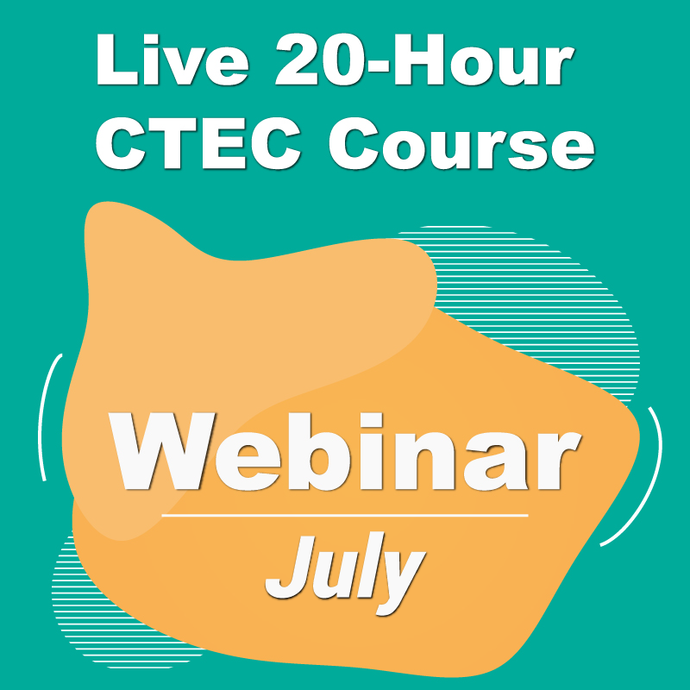 July 20 Hour English Live Webinar