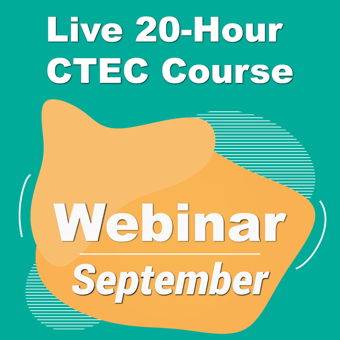September 20 Hour English Live Webinar