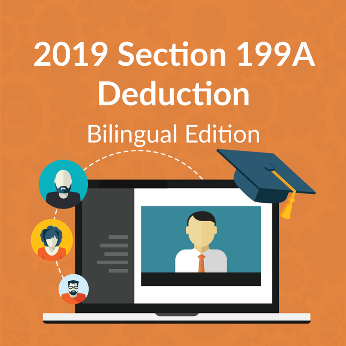 Bilingual Section 199A Deduction Webinar