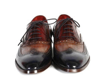 Load image into Gallery viewer, Paul Parkman Men's Three Tone Wingtip Oxfords (ID#PP2278)