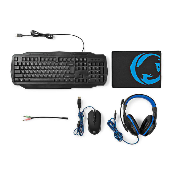 Gaming Combo Kit | 4 in 1 |