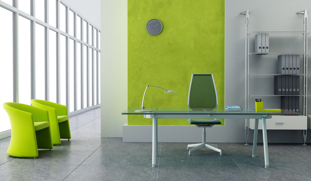 Relationship Between Office Interior Design and Productivity