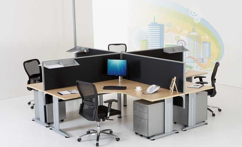 Introducing Spektrum Corner Workstation