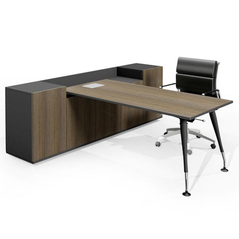 Scope 2 Tone Executive Storage Premium Desk