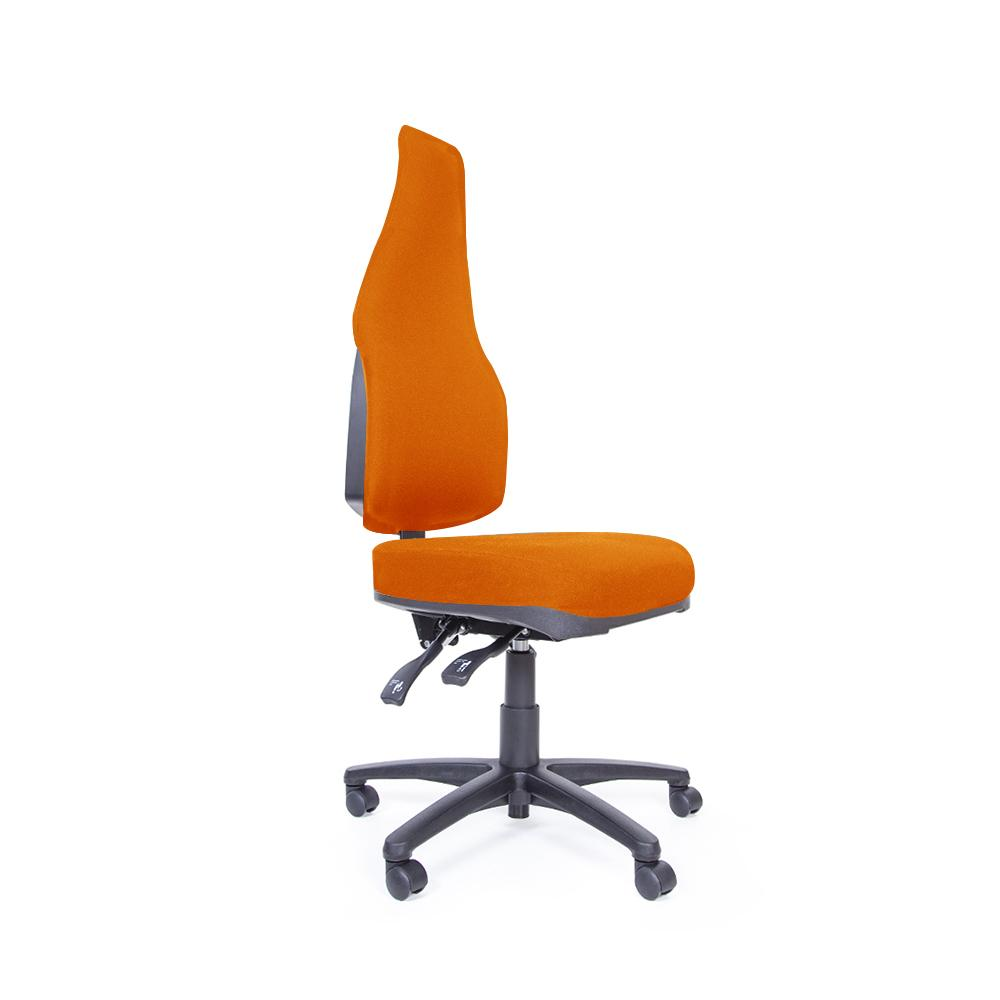 Flexi Extra High Back Touch Mechanism Office Chair