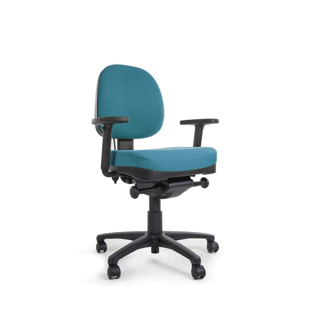 Float Medium Back 3 Lever Mechanism Chair