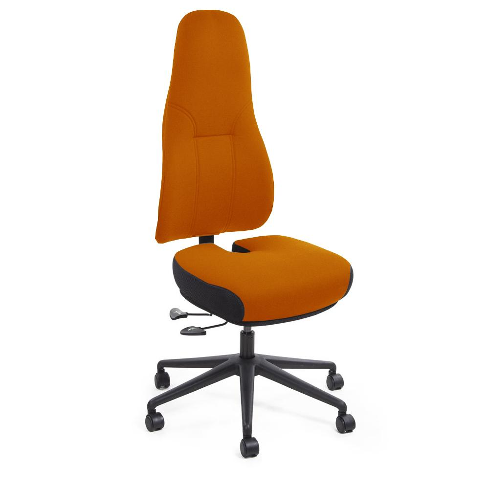 Classic Coccyx High Back Office Chair