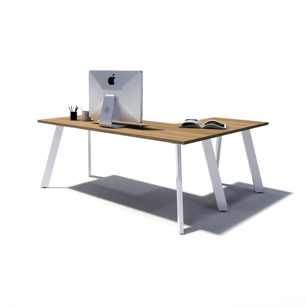 Gen X L-Shape Executive Desk