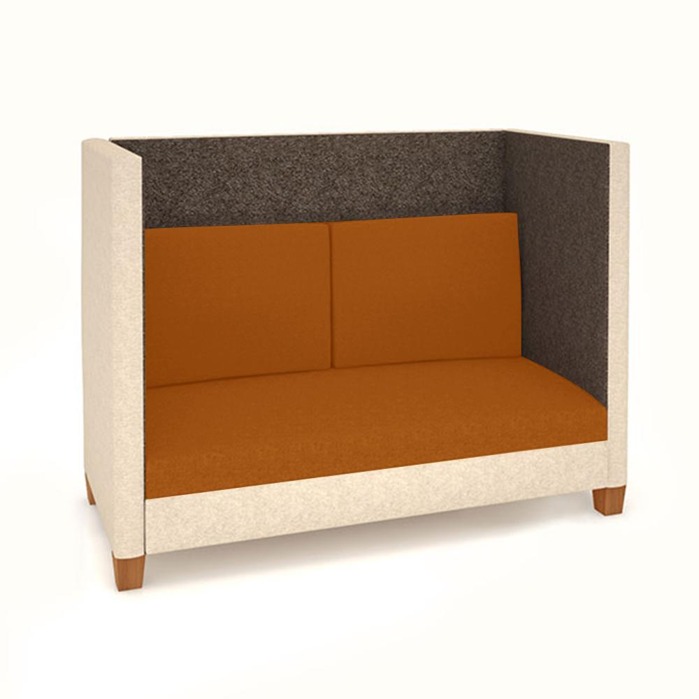 Acousit Double Seater Booth
