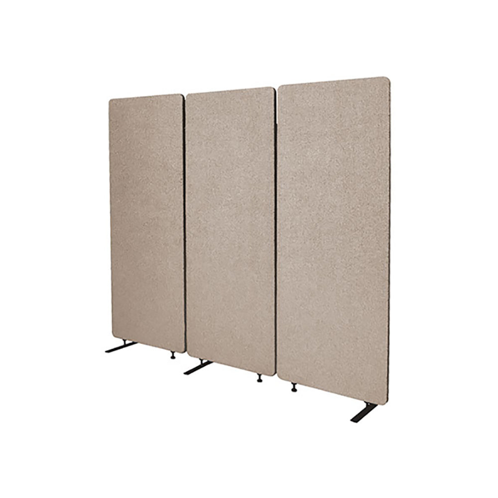 ZIP 3 Panel Acoustic Room Divider