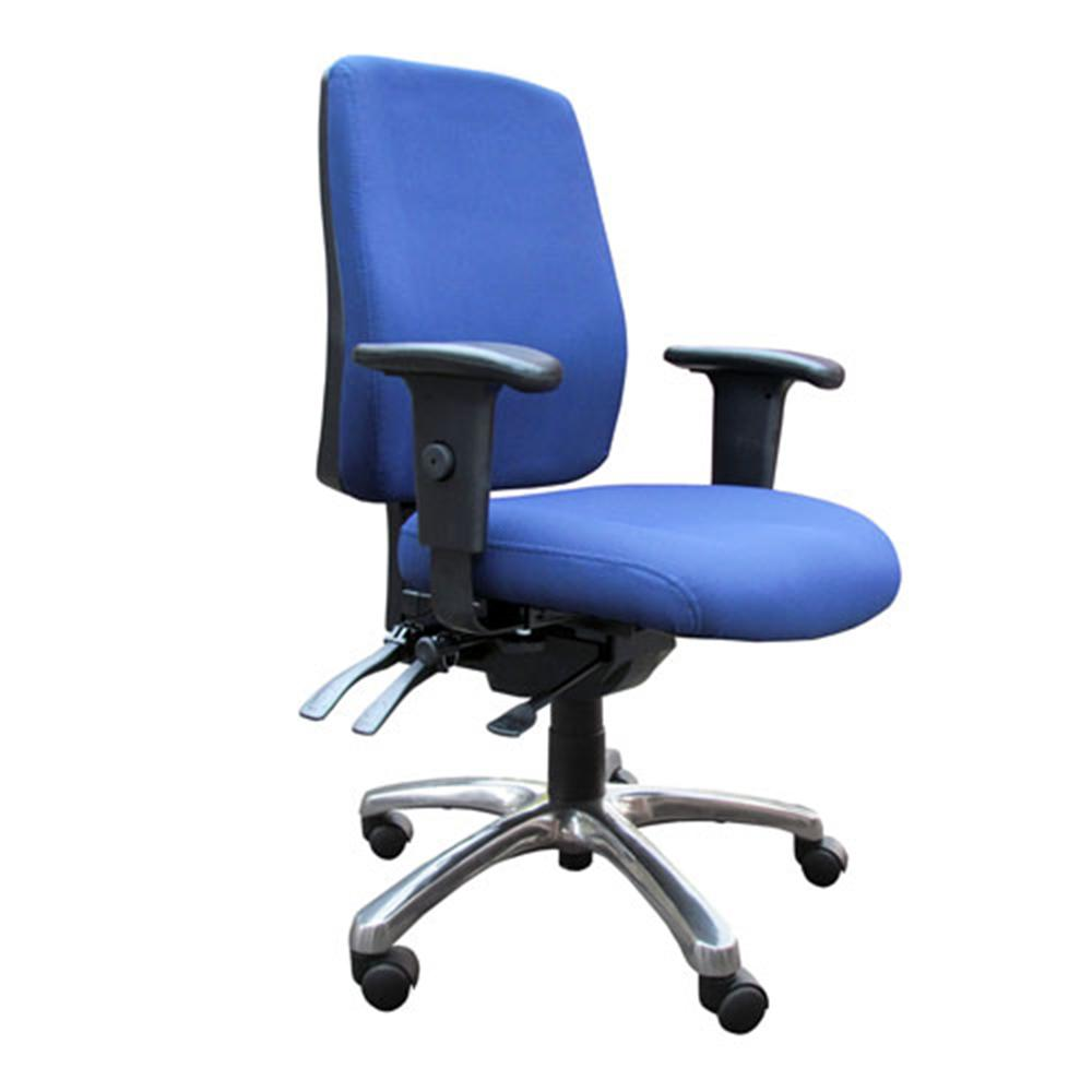 Alpha High Back Office Chair with Arm