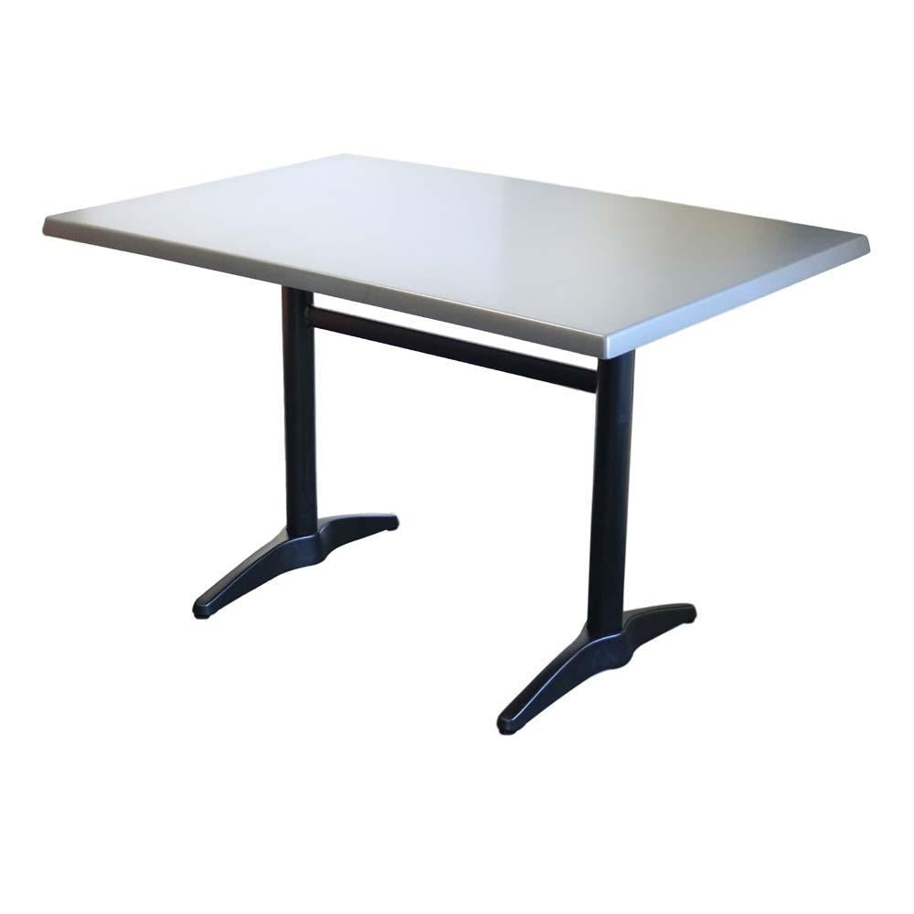 Astoria Black Twin Table Base