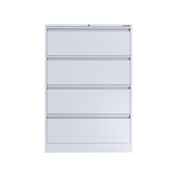 Ausfile 4 Drawer 3.34 LM Lateral Filing Cabinet