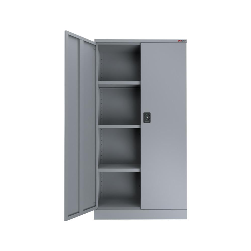 Ausfile Stationery Cupboard with Adj Shelves
