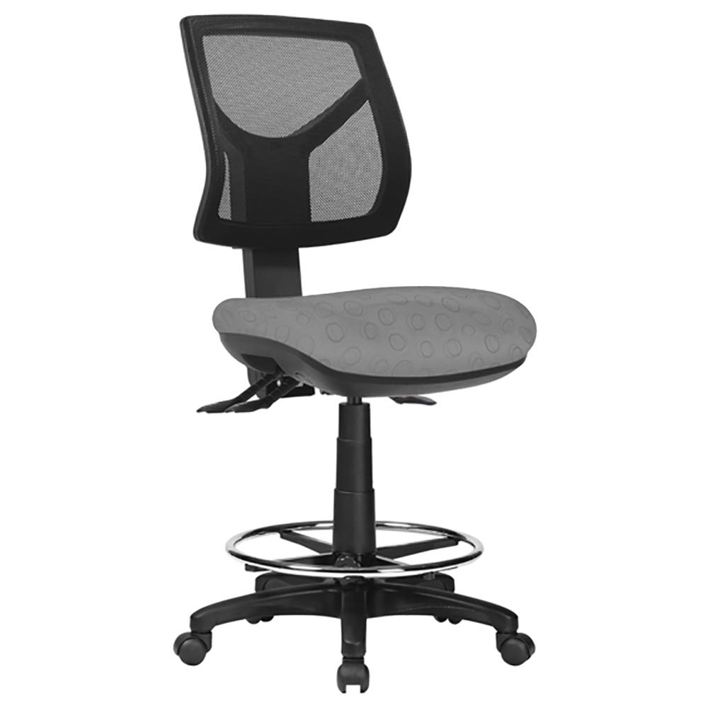 Avoca 350 Mesh Back Drafting Office Chair