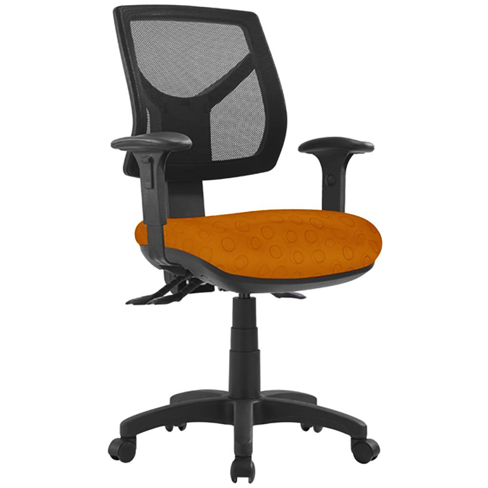 Avoca 350 Mesh Back Office Chair with Arms