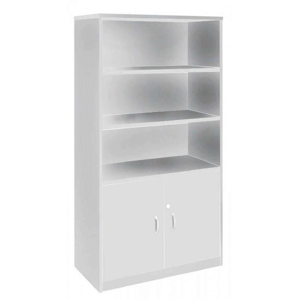 Half Doors Lockable Cabinet