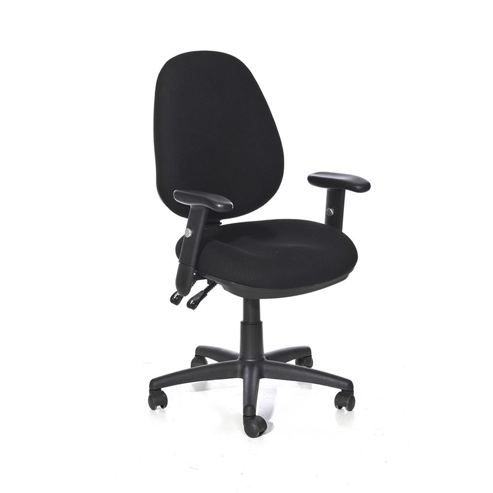 Classic High Back Office Chair - AFRDI Approved