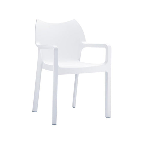 Diva Chair with Arms