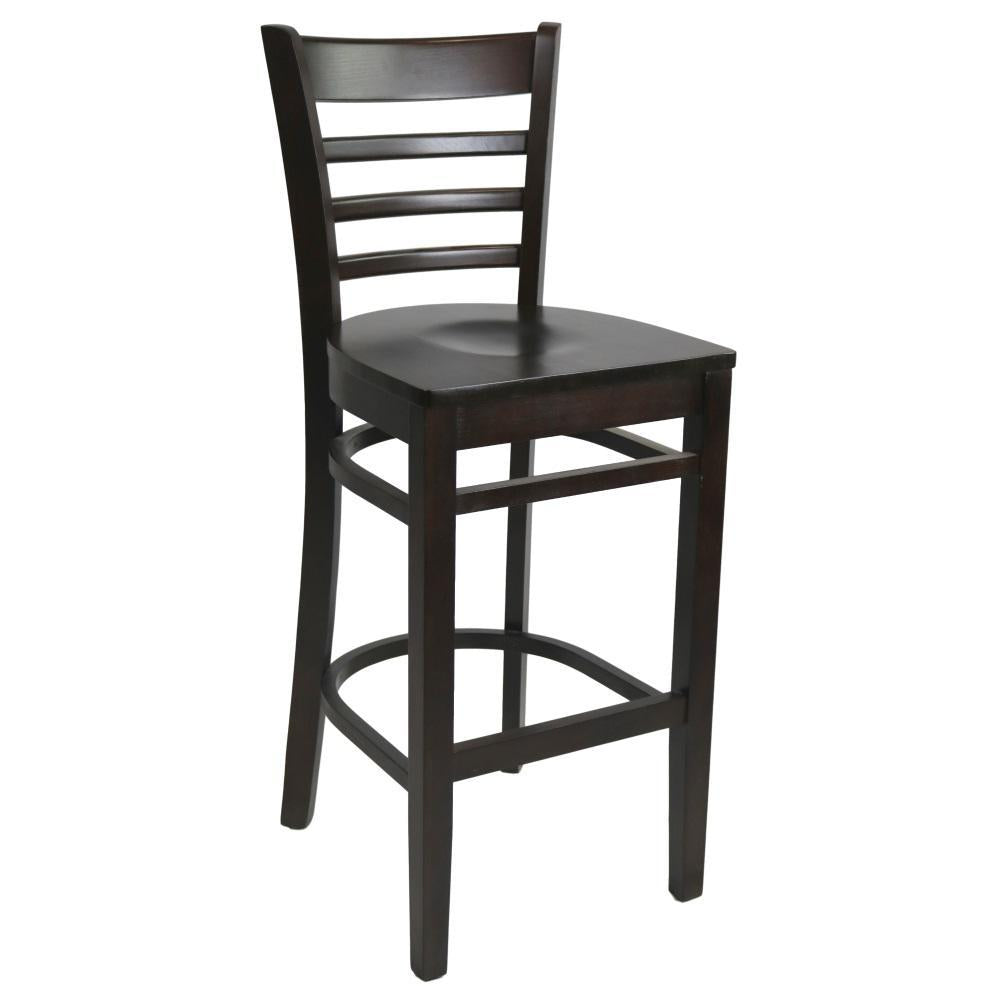 Florence Barstool with Timber Seat