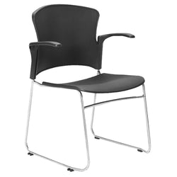 Focus Visitor Chair with Arms