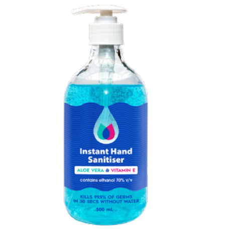Hand Sanitiser Gel Box 12
