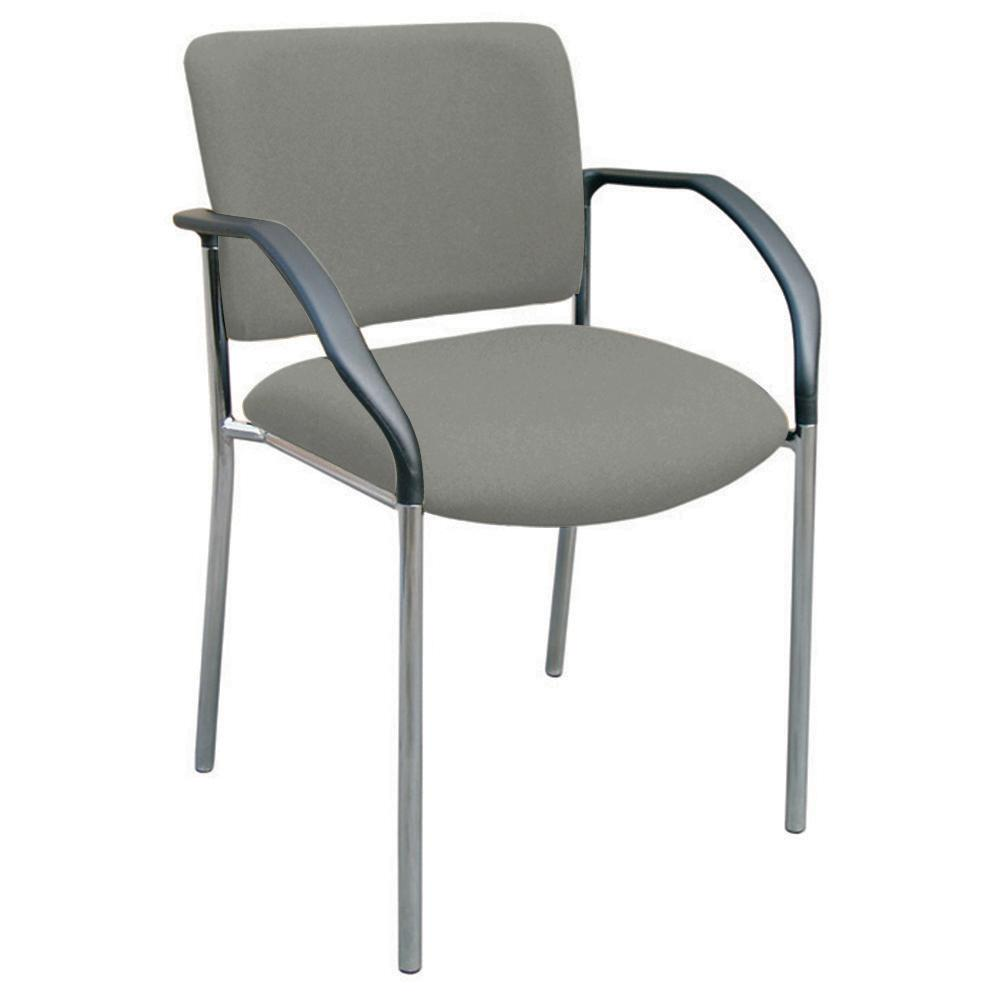 Juno High Back Visitor Chair with Arms