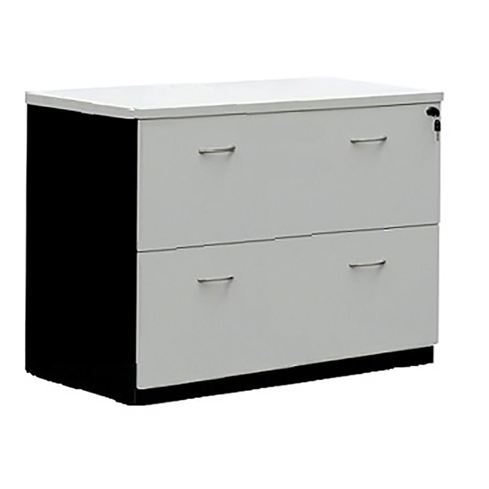 2 Drawers Lateral Filling Cabinet
