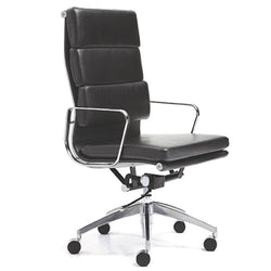 Manta High Back Office Chair with Arms
