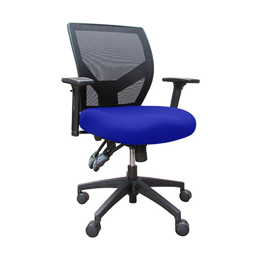 Metron Mesh Back Office Chair with Arms