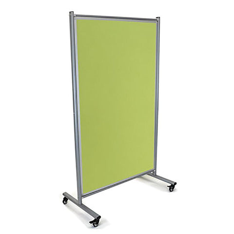 Modulo Mobile Room Divider Pinboard