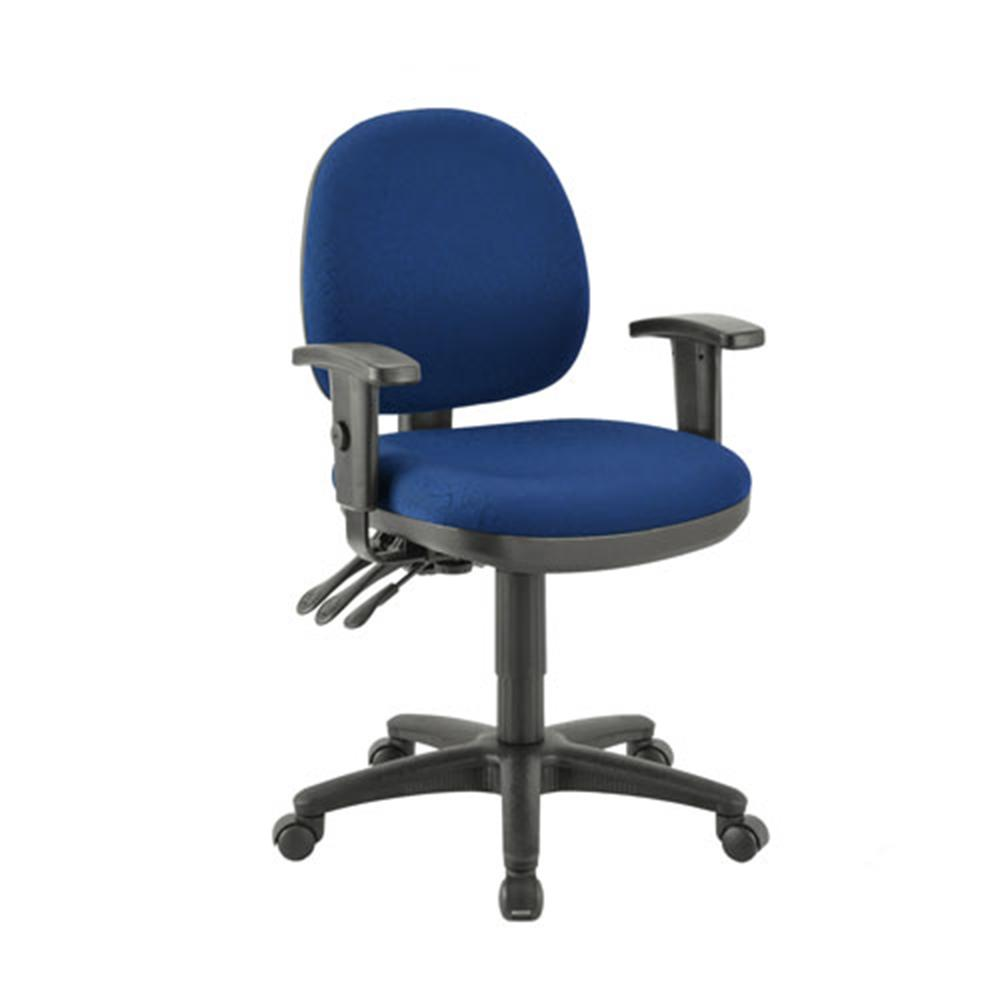 Omega Mid Back Office Chair with Arms