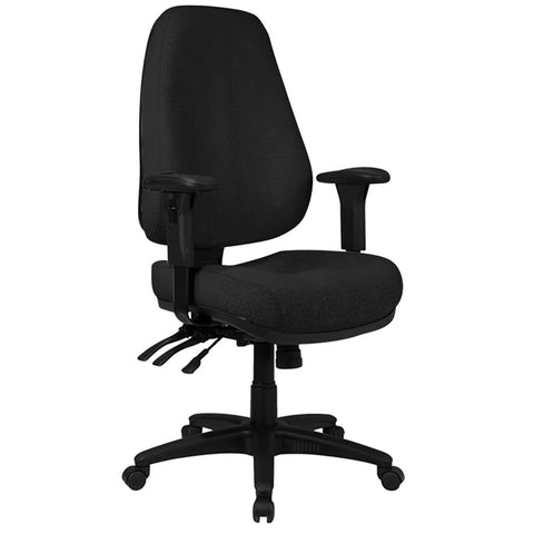 Rover High Back Office Chair with Arms