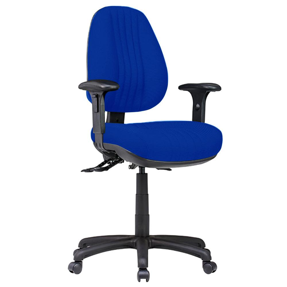 Safari 350 High Back Office Chair with Arms