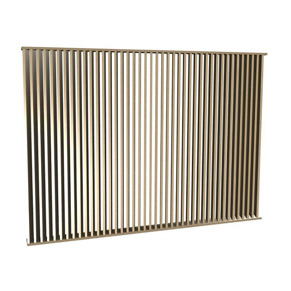 Slat Wall Straight