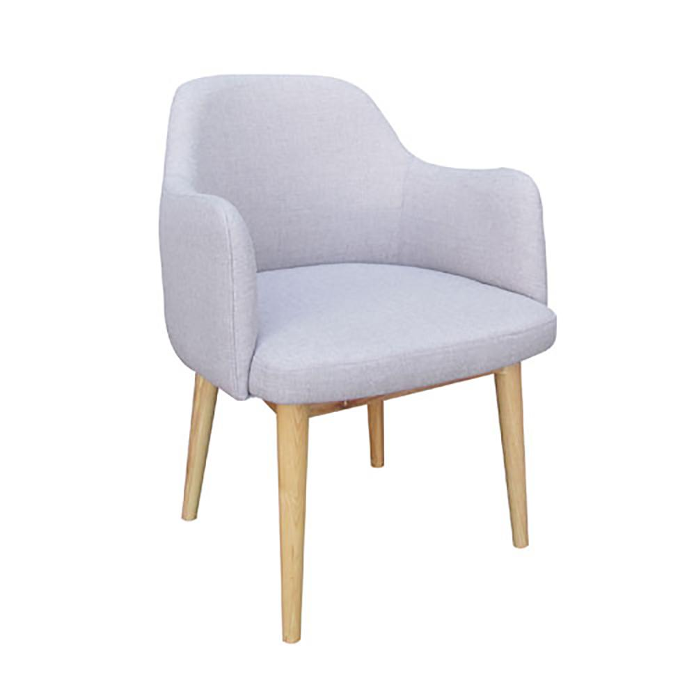 Snow Single Tub Chair with Arms