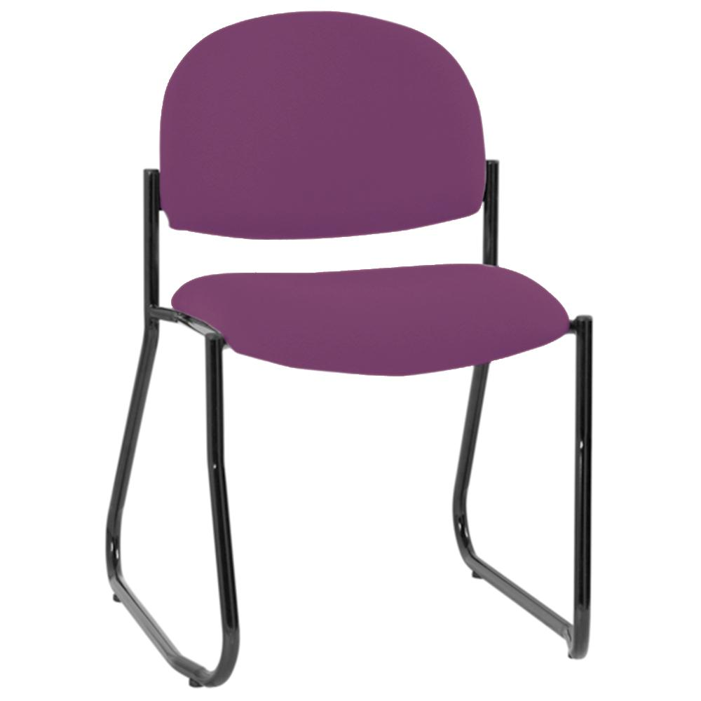 Vera Sled Visitor Chair