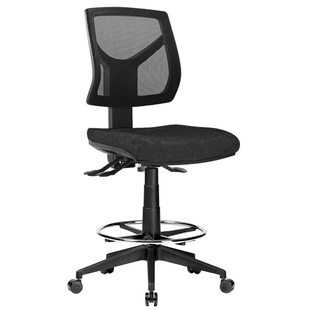 Vesta 350 Mesh Back Drafting Office Chair