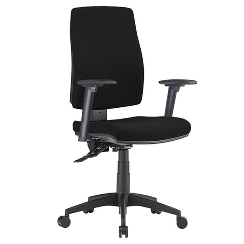 Virgo High Back Office Chair with Arms