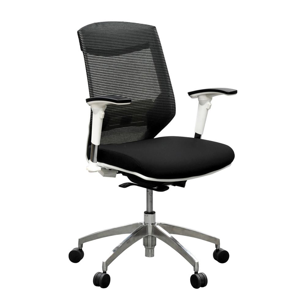 Vogue Aluminium Base Office Chair