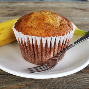 Load image into Gallery viewer, Gluten Free Banana Muffin