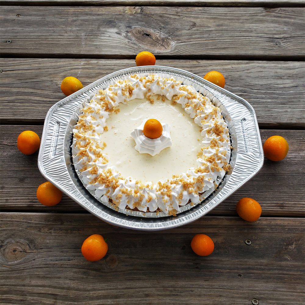 Gluten-Free Kumquat Pie