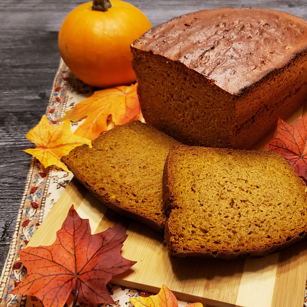 Load image into Gallery viewer, Gluten-Free Pumpkin Bread Mix