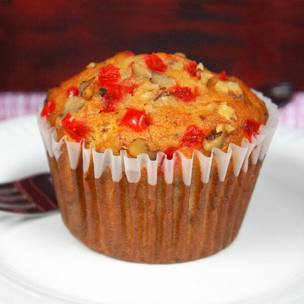 Load image into Gallery viewer, Gluten-Free Banana Nut Cherry Muffin