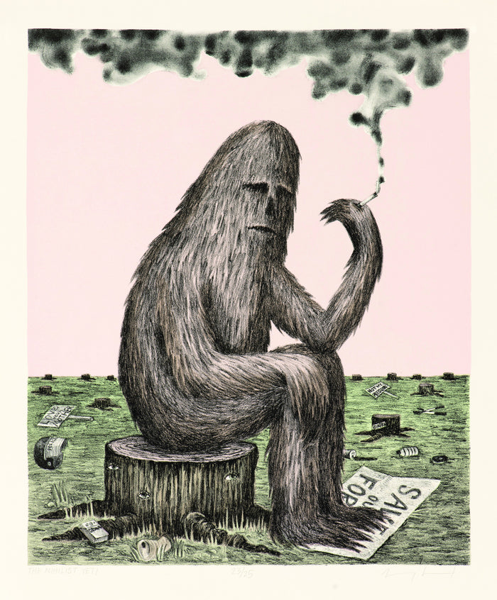 The Nihilist Yeti