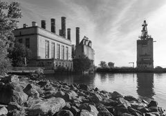Former Power Plant from Penn Treaty Park, Philadelphia