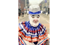 Mummer: Old Clown