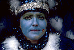 Mummer: Lady Blue