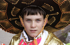 Mummer: Mexican Boy