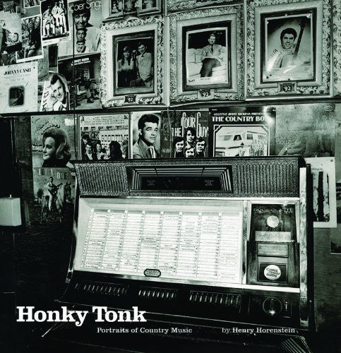 Honky Tonk Henry Horenstein book the print center black and white photography portraits of america culture
